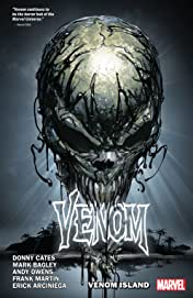 Venom by Donny Cates Vol. 4: Venom Island