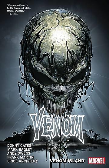 Venom by Donny Cates Tome 4: Venom Island