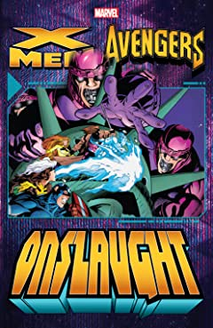 X-Men/Avengers: Onslaught Tome 2