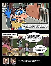 The Amazing Adventure of Superior Sam #6