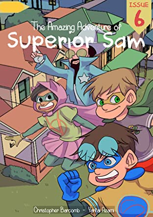 The Amazing Adventure of Superior Sam #6