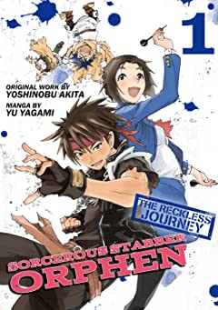 Sorcerous Stabber Orphen: The Reckless Journey Vol. 1