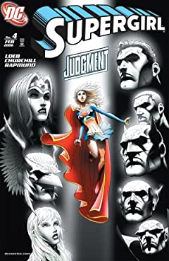Supergirl (2005-2011) No.4