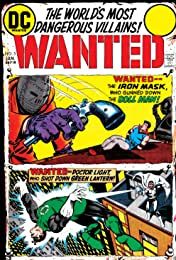 Wanted: The World's Most Dangerous Villains (1972-1973) #5