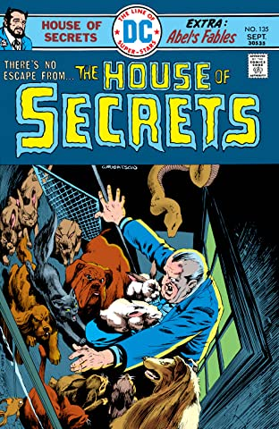 House of Secrets (1956-1978) #135