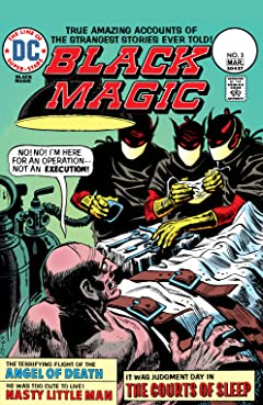 Black Magic (1973-1975) #3