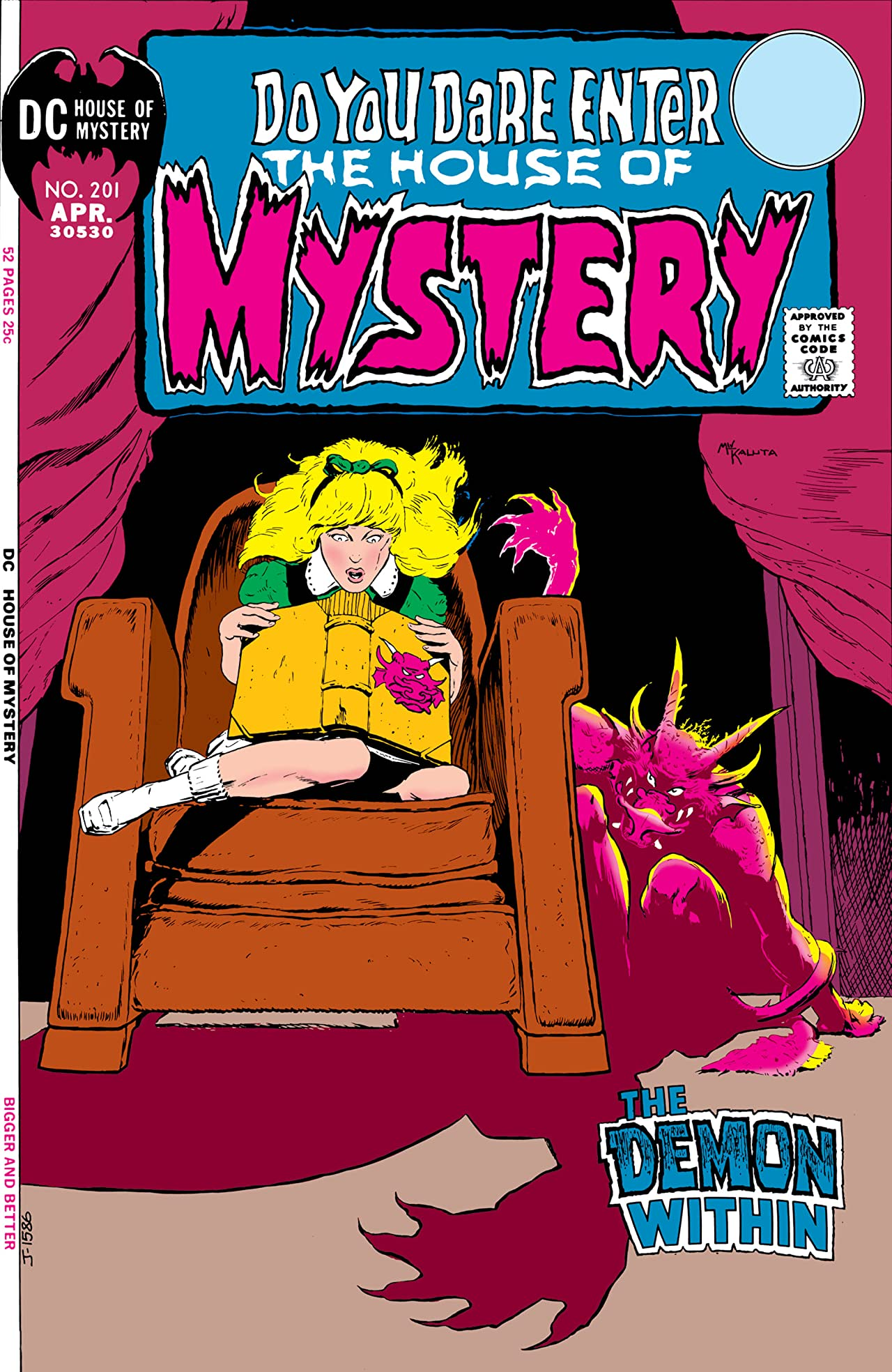 House of Mystery (1951-1983) #201