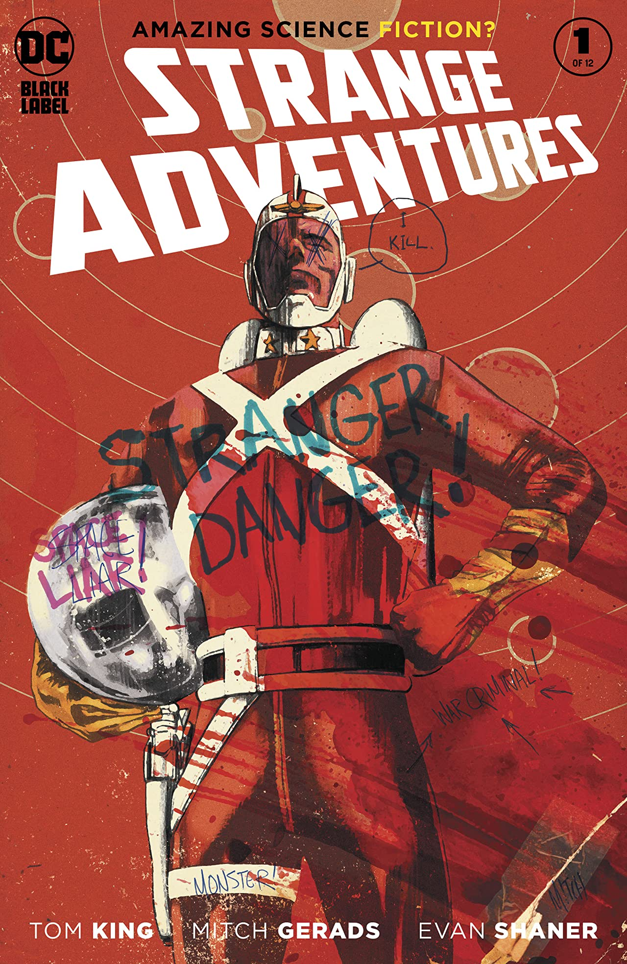 Strange Adventures (2020-) No.1