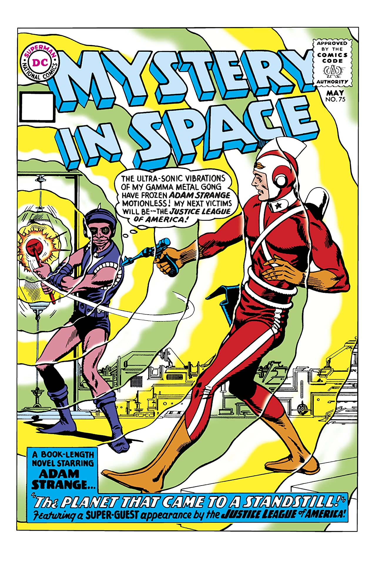 Mystery in Space (1951-1981) No.75: Facsimile Edition (2020)