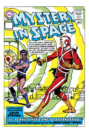 Mystery in Space (1951-1981) #75: Facsimile Edition (2020)