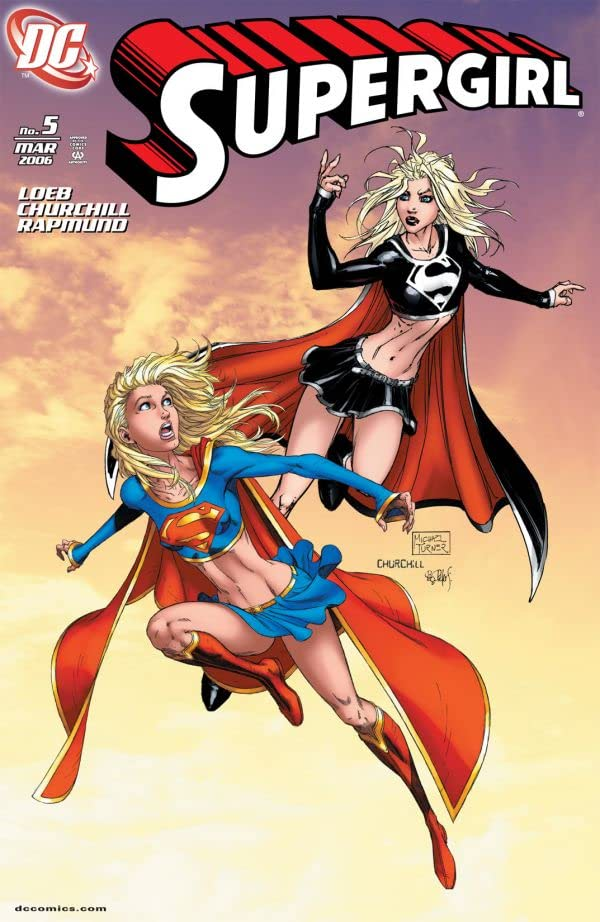 Supergirl (2005-2011) #5