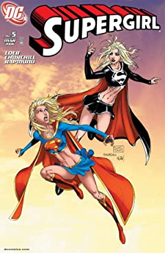 Supergirl (2005-2011) No.5