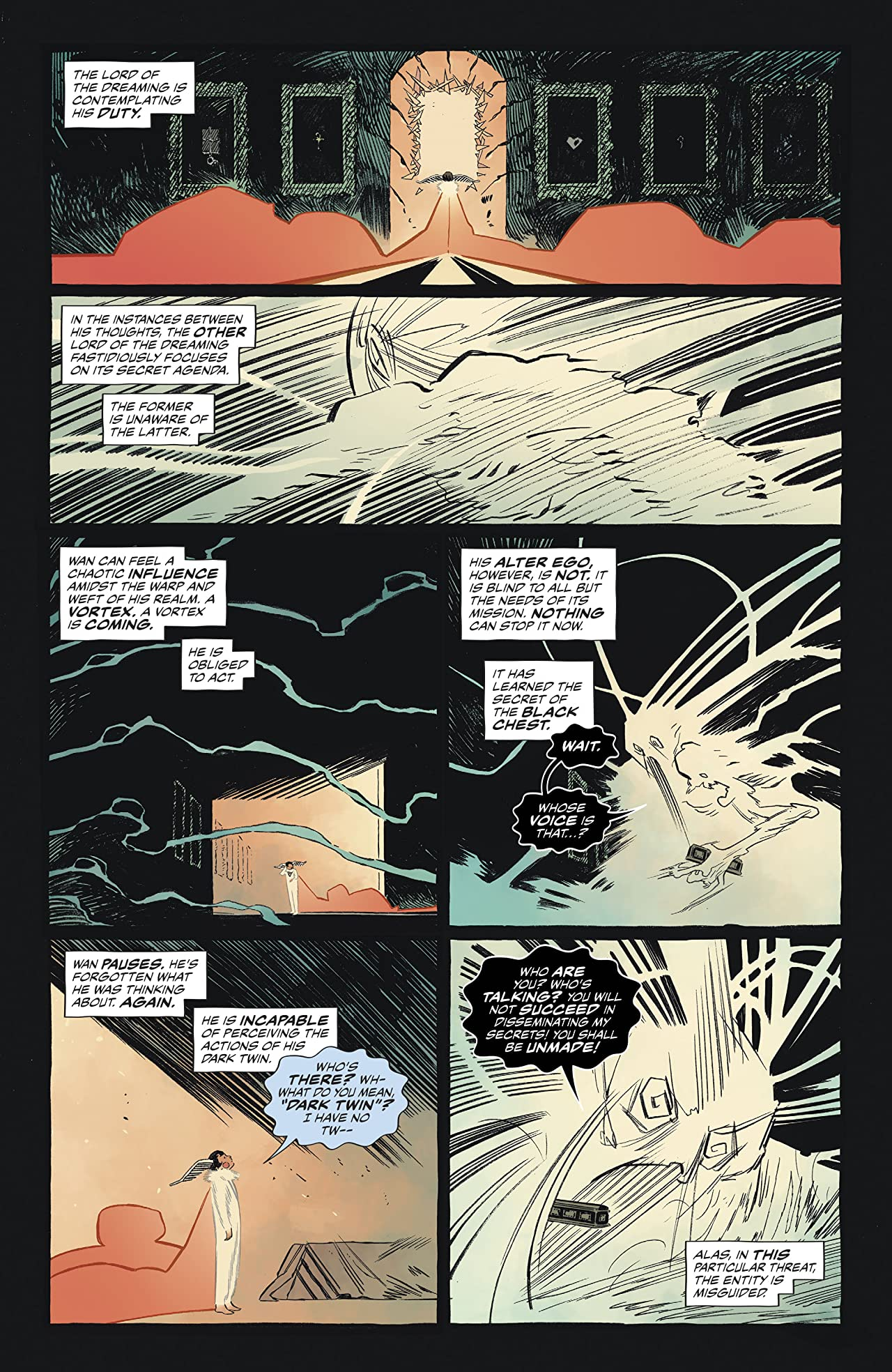The Dreaming (2018-) #19