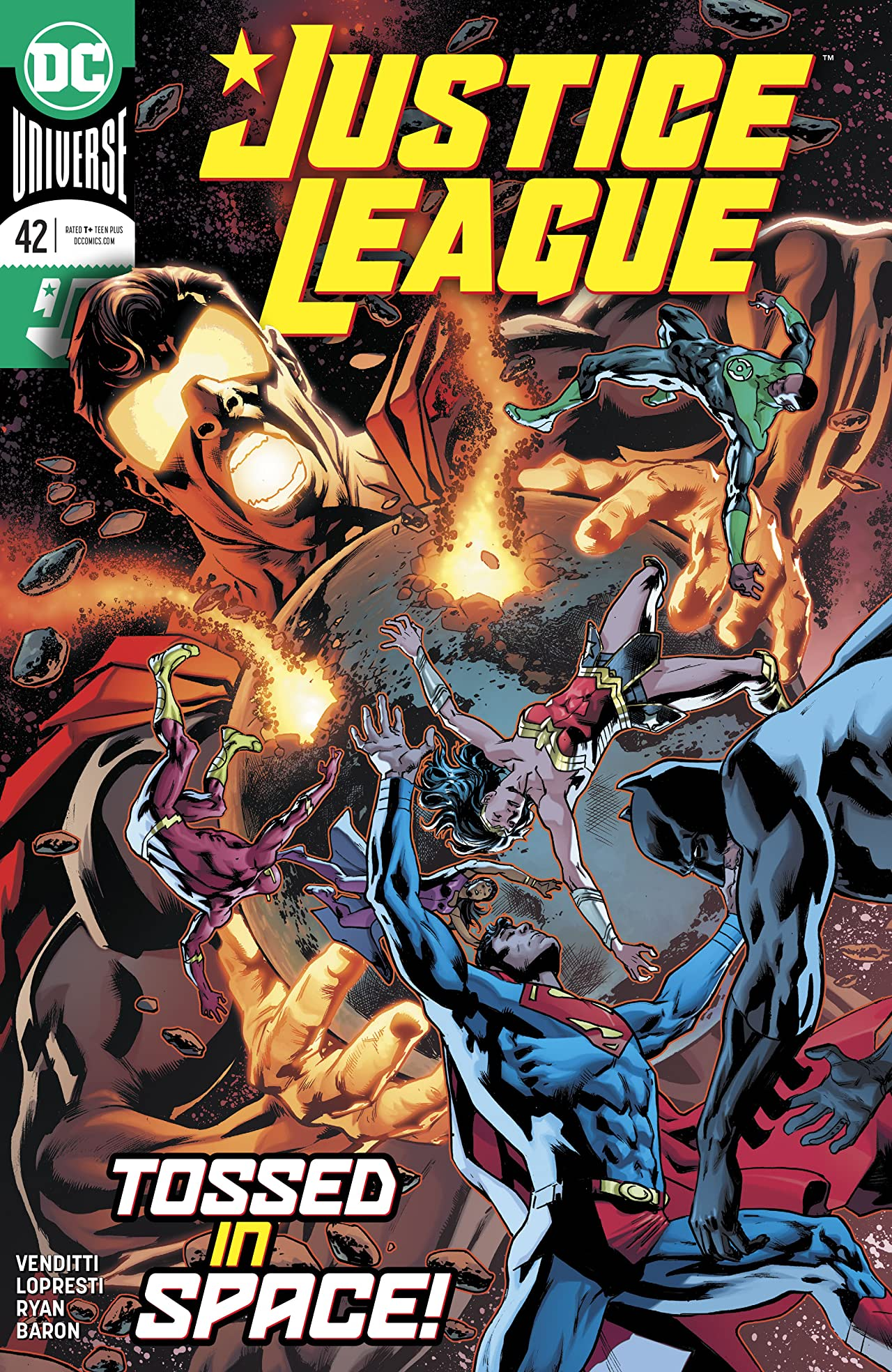 Justice League (2018-) No.42