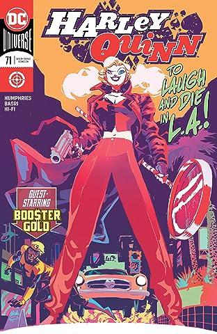 Harley Quinn (2016-) #71