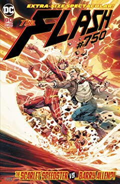 The Flash (2016-) No.750