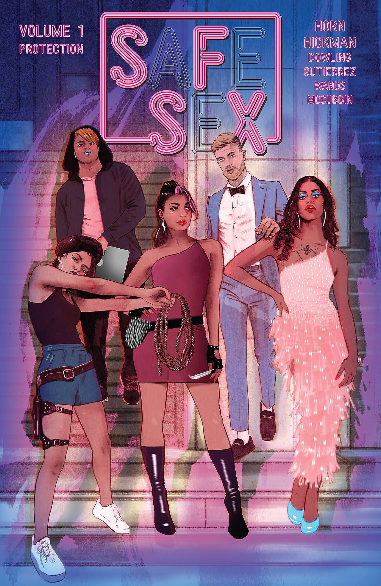 SFSX (Safe Sex) Vol. 1: Protection