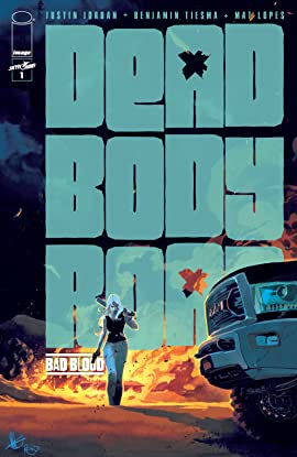 Dead Body Road: Bad Blood #1 (of 6)