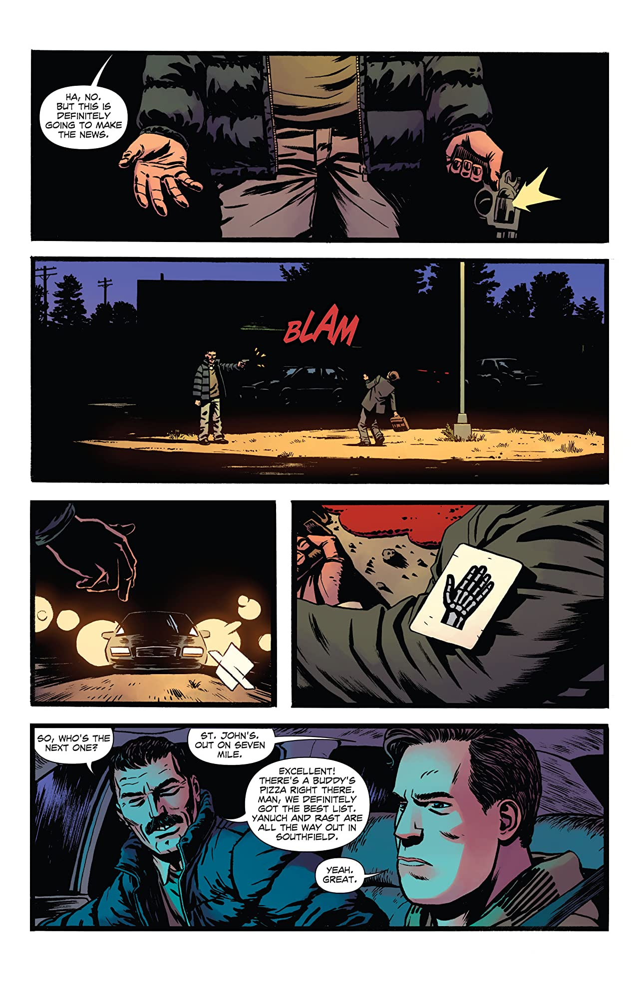 Stealth #3 (of 6)