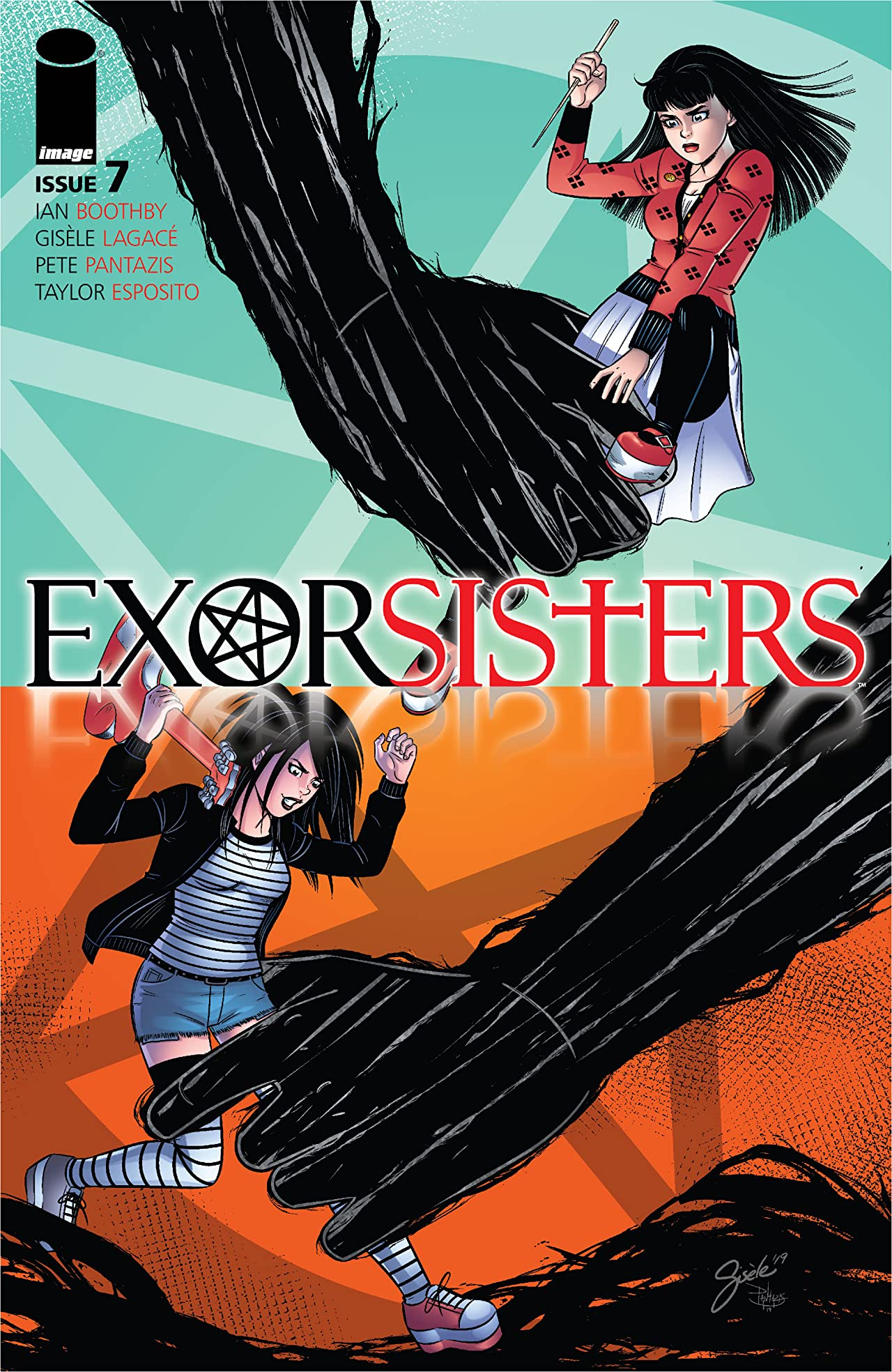 Exorsisters #7