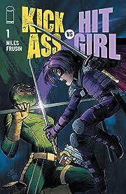 Kick-Ass Vs. Hit-Girl #1 (of 5)
