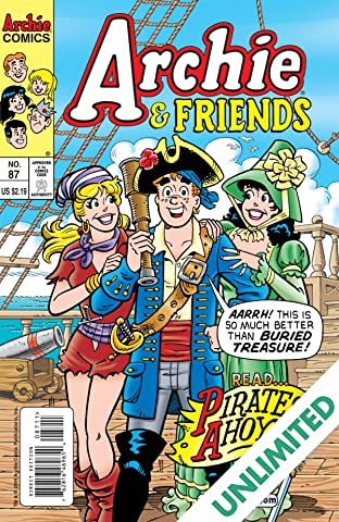 Archie & Friends #87