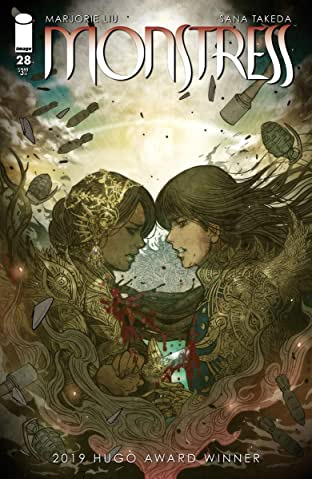 Monstress No.28