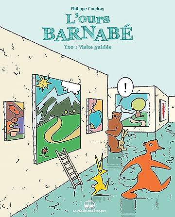 L'Ours Barnabé Tome 20: Visite guidée
