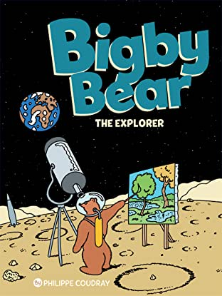 Bigby Bear Tome 3: The Explorer