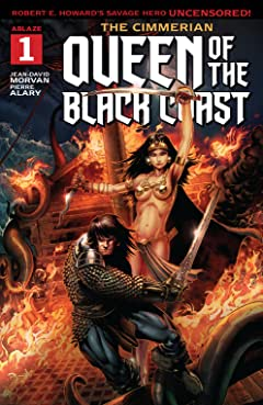 The Cimmerian No.1: Queen of the Black Coast