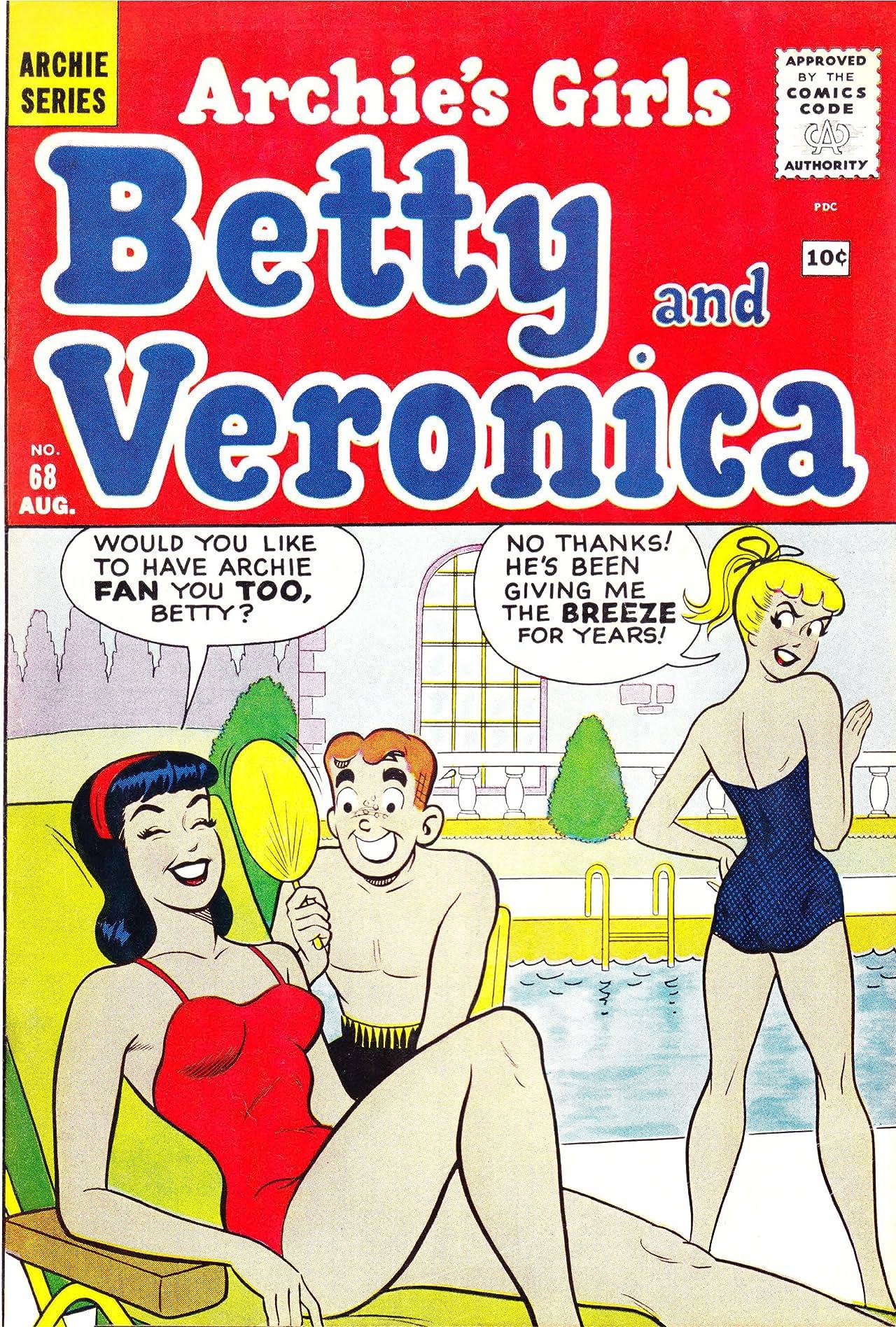 Archie's Girls Betty & Veronica No.68