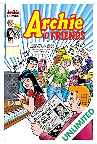 Archie & Friends #89