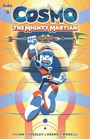 Cosmo: The Mighty Martian No.5