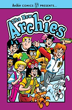 The New Archies Vol. 1