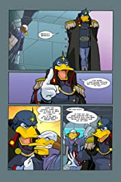The Adventures of Wonder Duck Vol. 1: The Furorian Takeover - Part 1
