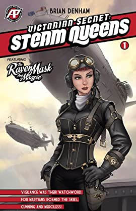 Victorian Secret: Steam Queens #1