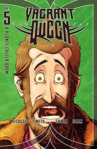 Vagrant Queen: A Planet Called Doom #5