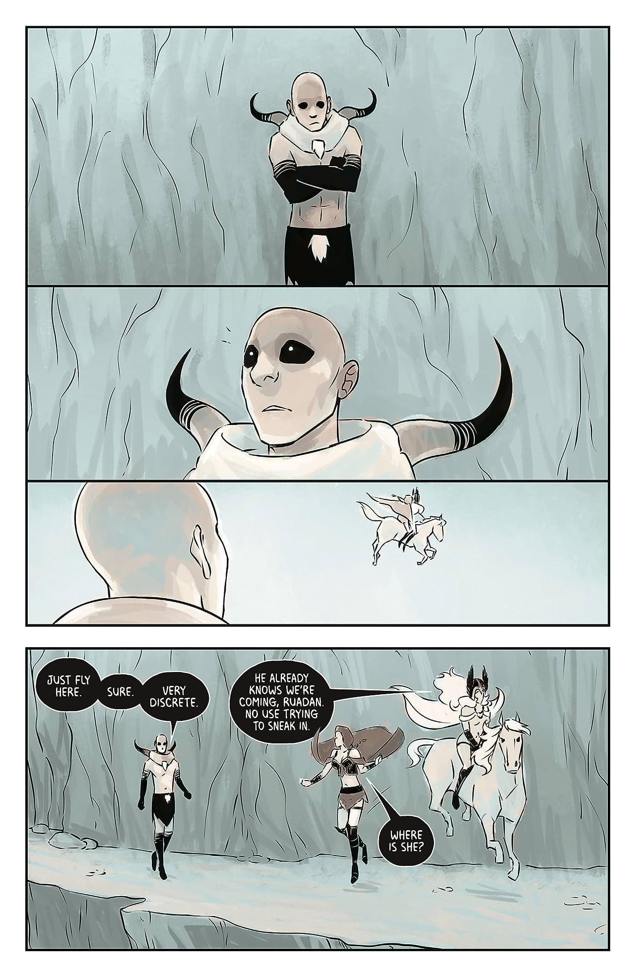 Heathen #12