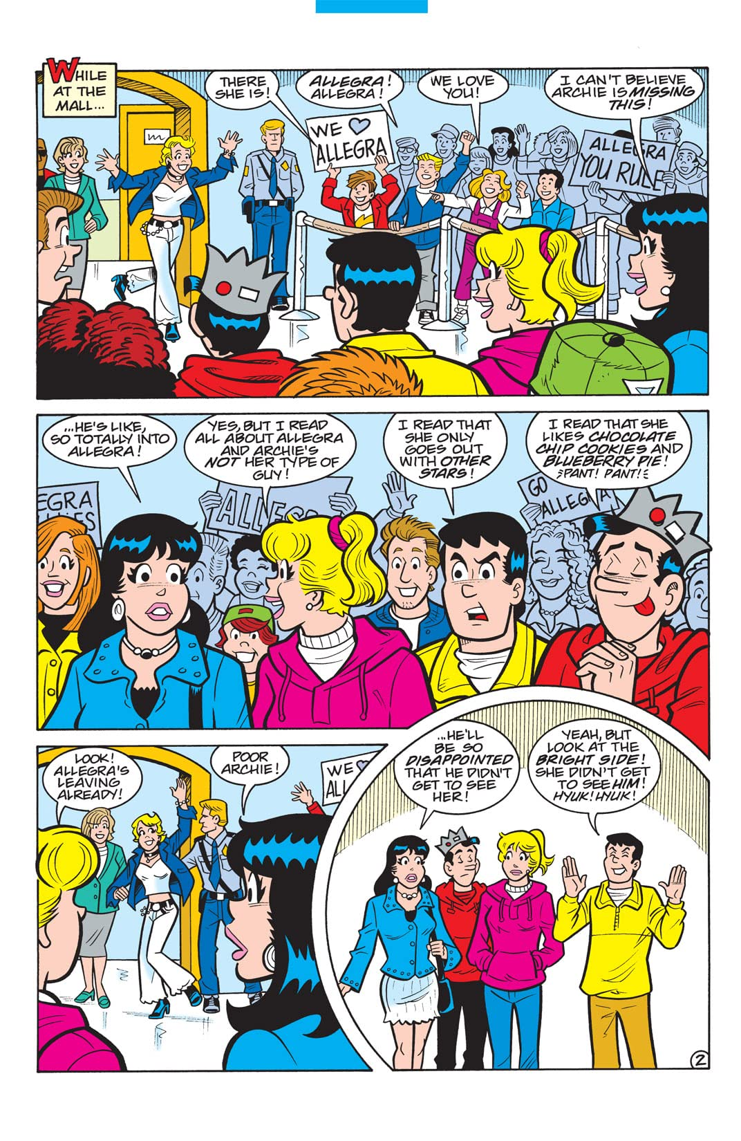 Archie & Friends #90