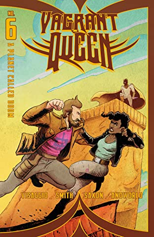 Vagrant Queen: A Planet Called Doom #6