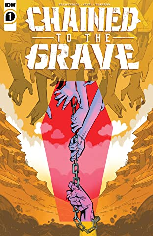 Chained to the Grave #1 (of 5)