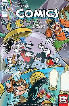 Disney Comics and Stories #13