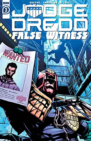Judge Dredd: False Witness #3