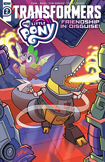 My Little Pony/Transformers #2 (of 4)