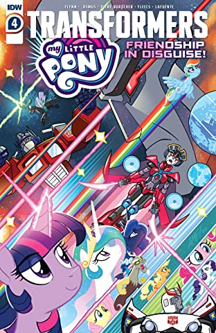 My Little Pony/Transformers #4 (of 4)