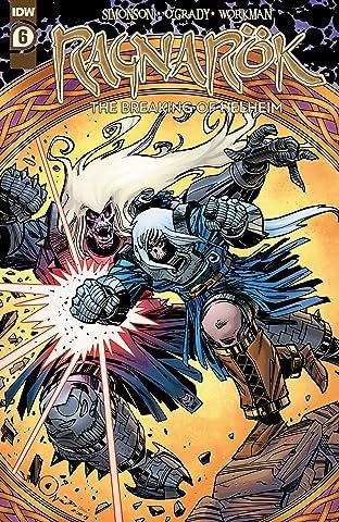 Ragnarök: The Breaking of Helheim #6 (of 6)