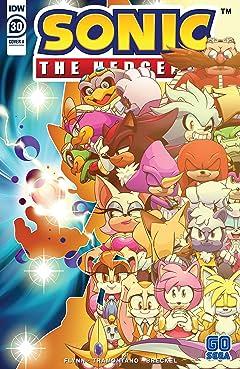 Sonic The Hedgehog (2018-) #30