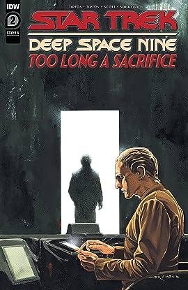 Star Trek: Deep Space Nine—Too Long a Sacrifice #2