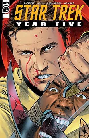 Star Trek: Year Five #14