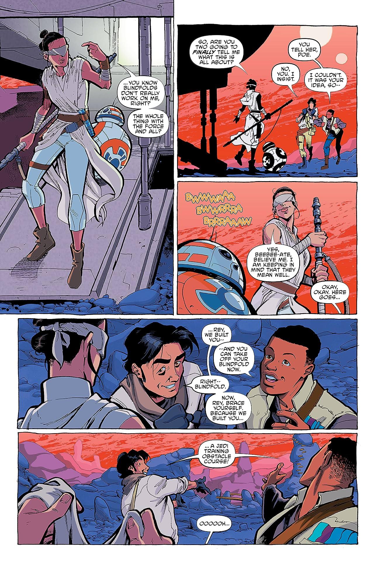 Star Wars Adventures (2020-) #1